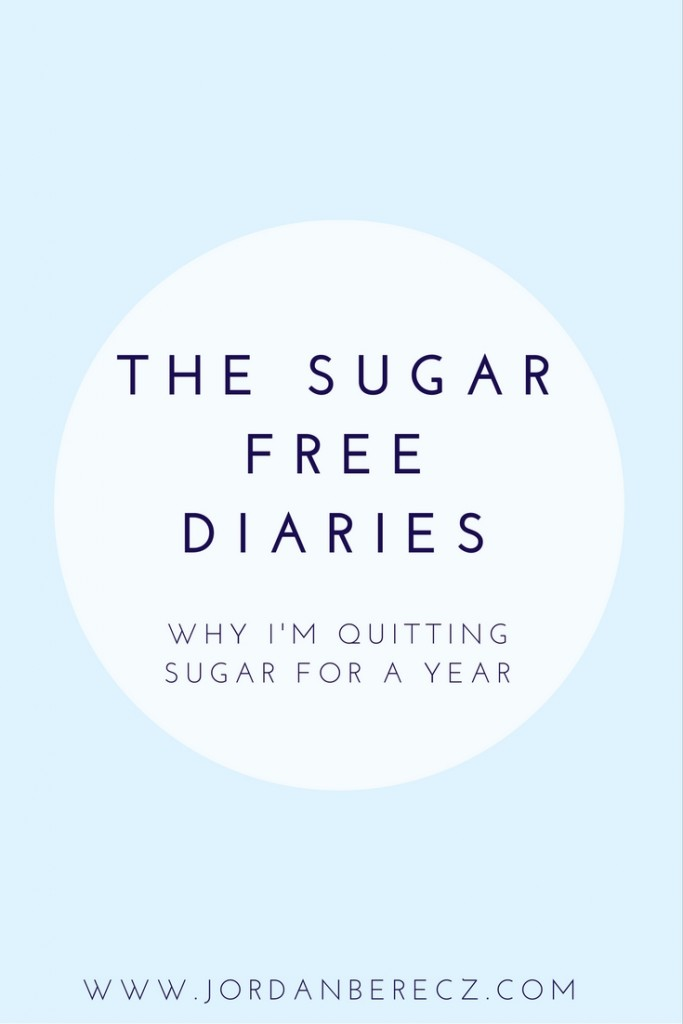 Read about why I quit sugar - and why you should too.