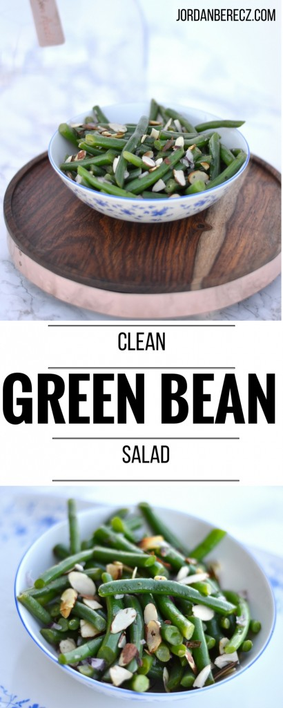 This green bean recipe is the perfect alternative to green bean casserole!