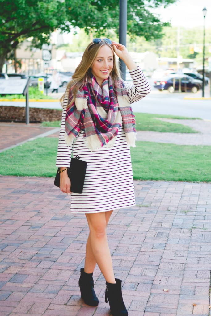 How to mix patterns to create a put together and chic look!