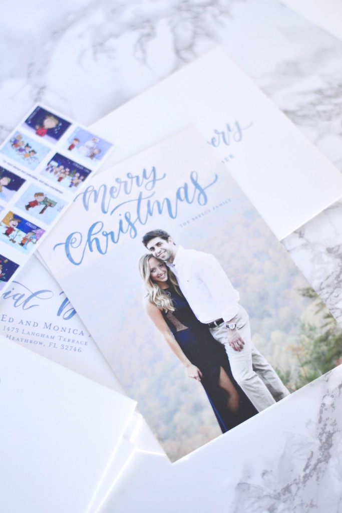 Great idea for Christmas cards
