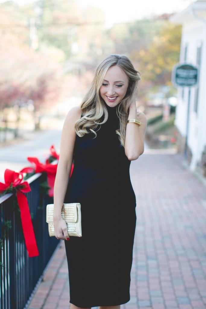 The perfect little black dress