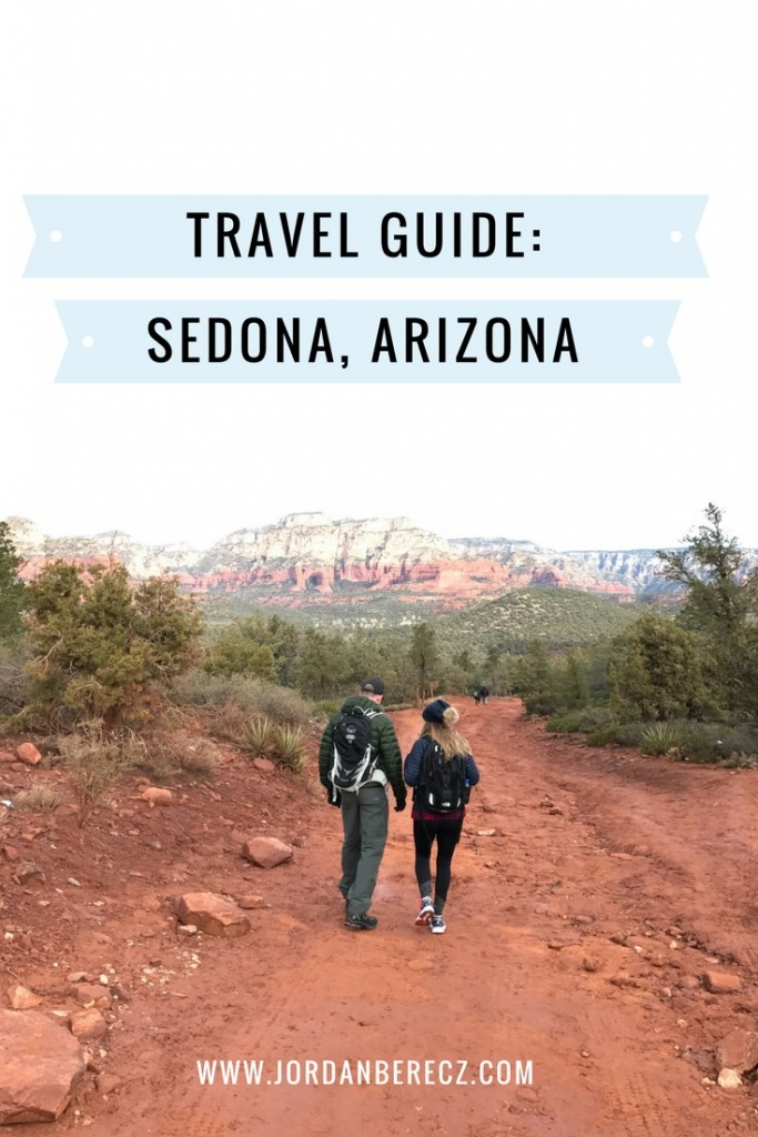 Travel guide on the best things to do, see and eat in Sedona, AZ!
