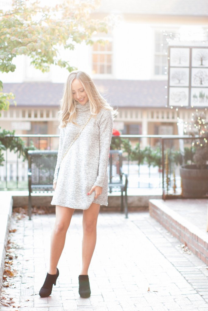 Love this transitional dress