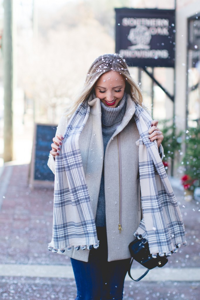 The perfect winter neutral outfit