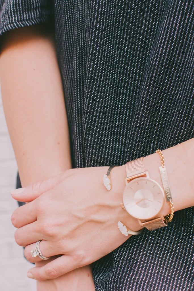 How to style an arm party
