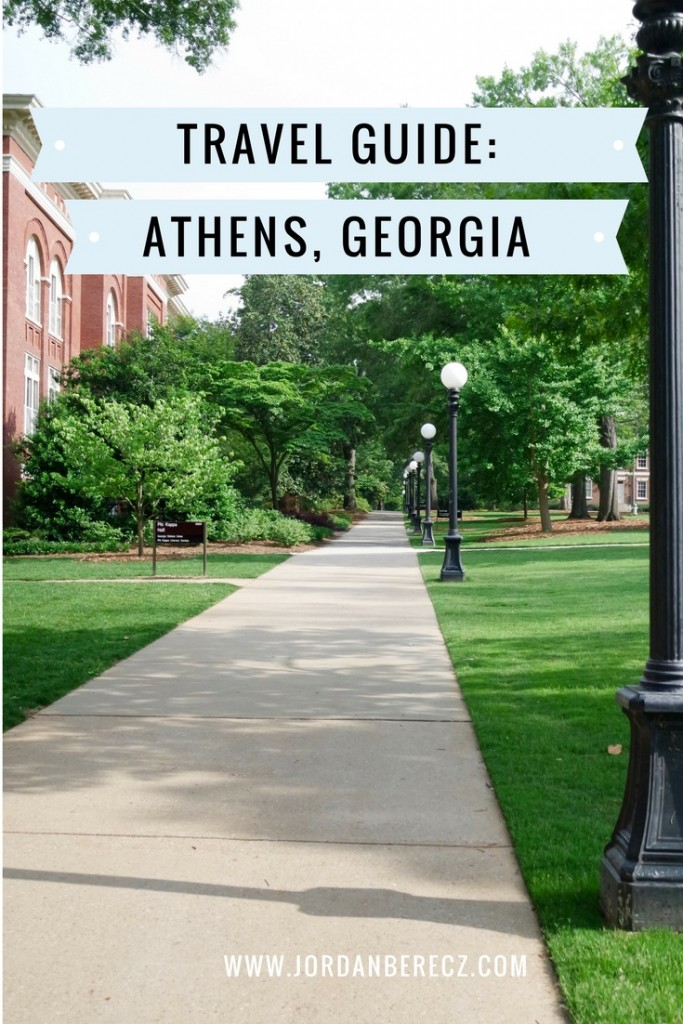 Athens, GA Travel Guide