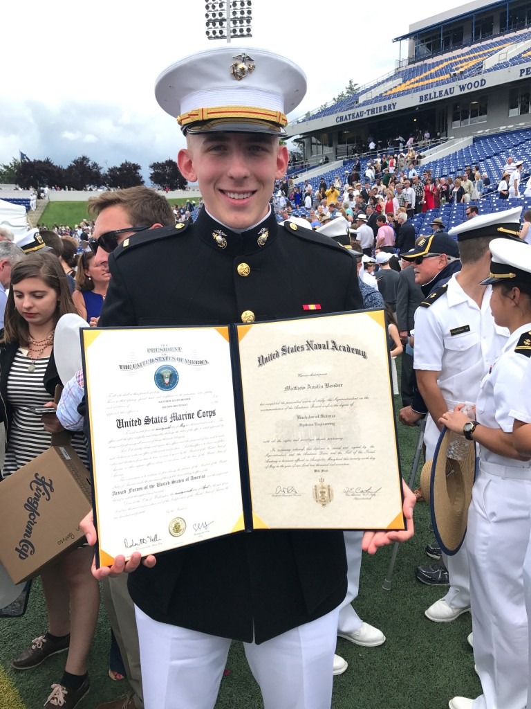 Tips and tricks on how to have a successful USNA graduation week!