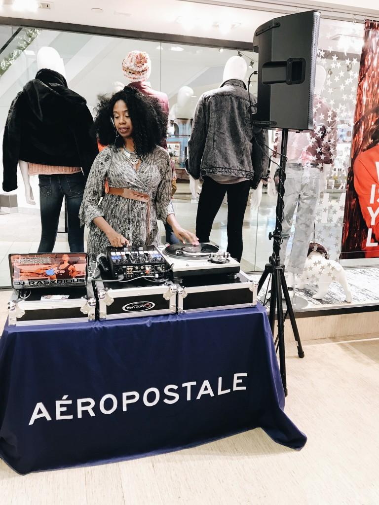 Aeropostale Event