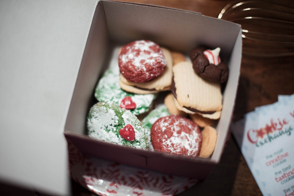 Christmas Cookie Competition